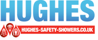 Hughes Safety Showers Logo